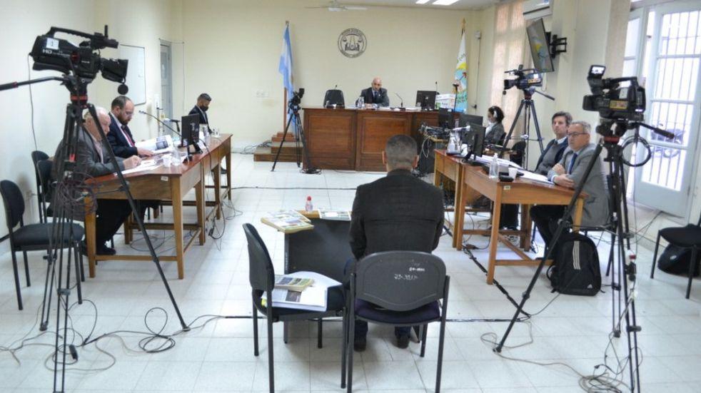 Pidieron 7 años de prisión efectiva para Gustavo Matar por chantaje