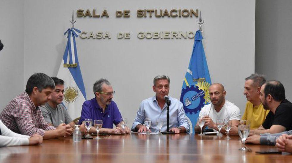 Coronavirus: anunciaron medidas para evitar la propagación en Chubut