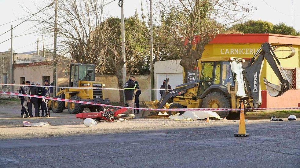 Otro accidente fatal con moto, en la provincia de Córdoba