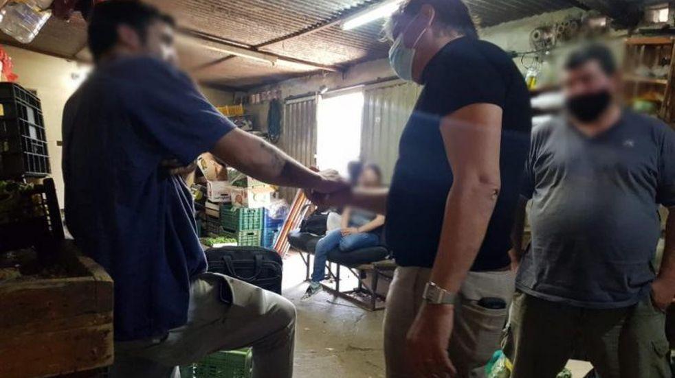 Dispusieron custodia policial para el comerciante agredido durante la manifestación del SUOEM