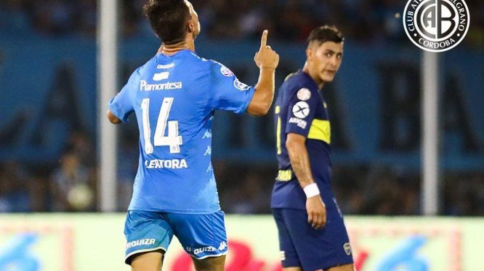 """Osella espera a Lértora para la """"final"""" en Tucumán"""