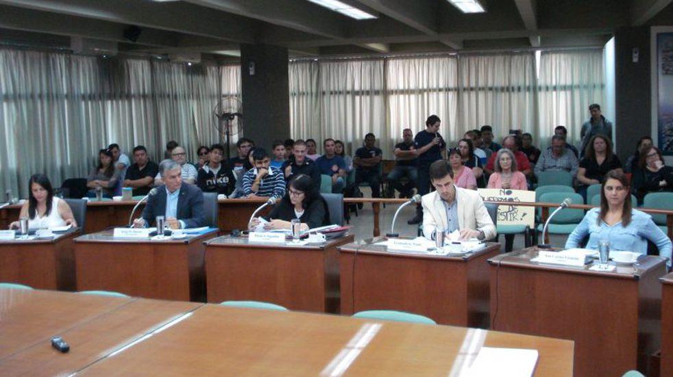 Emergencia en seguridad y moratoria, los ejes principales de la sesión extraordinaria del Concejo