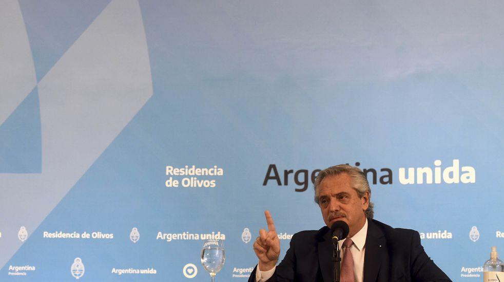 Alberto Fernández promulgó la reforma del Impuesto a las Ganancias