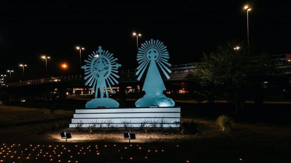 Milagro en Salta: Prendieron 701 velas en las imágenes de Limache para honrar a los peregrinos