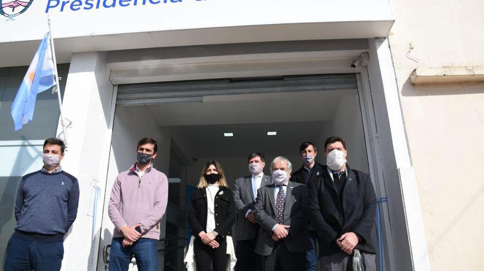 Inauguran en Tandil la nueva Superintendencia de Riesgos del Trabajo