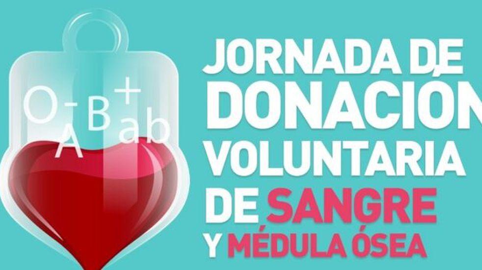 El próximo 24 de julio se realizará una jornada de donación voluntaria de sangre en Montecarlo