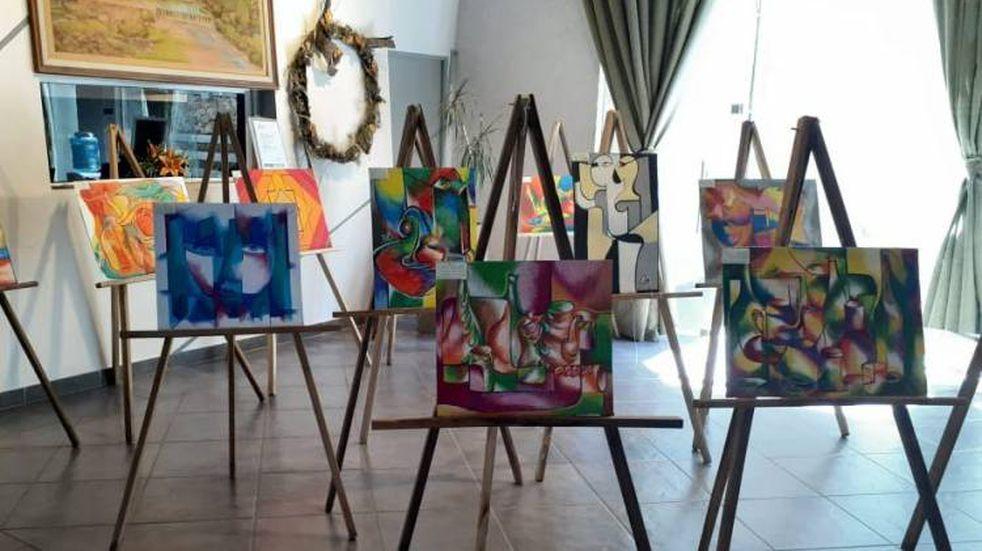 Arte en el Comechingones