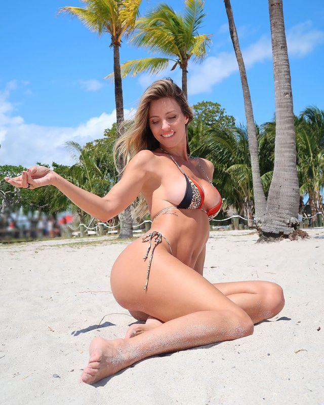 Rocío Guirao Díaz en Miami. (Instagram)