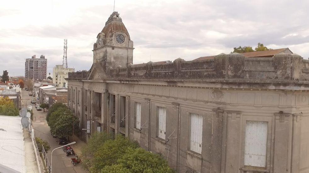 La Municipalidad de Concepción del Uruguay y UCU firmaron convenio para poner en valor su histórico edificio