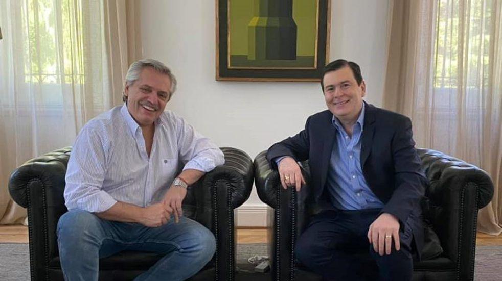El presidente Alberto Fernández visitará Santiago del Estero