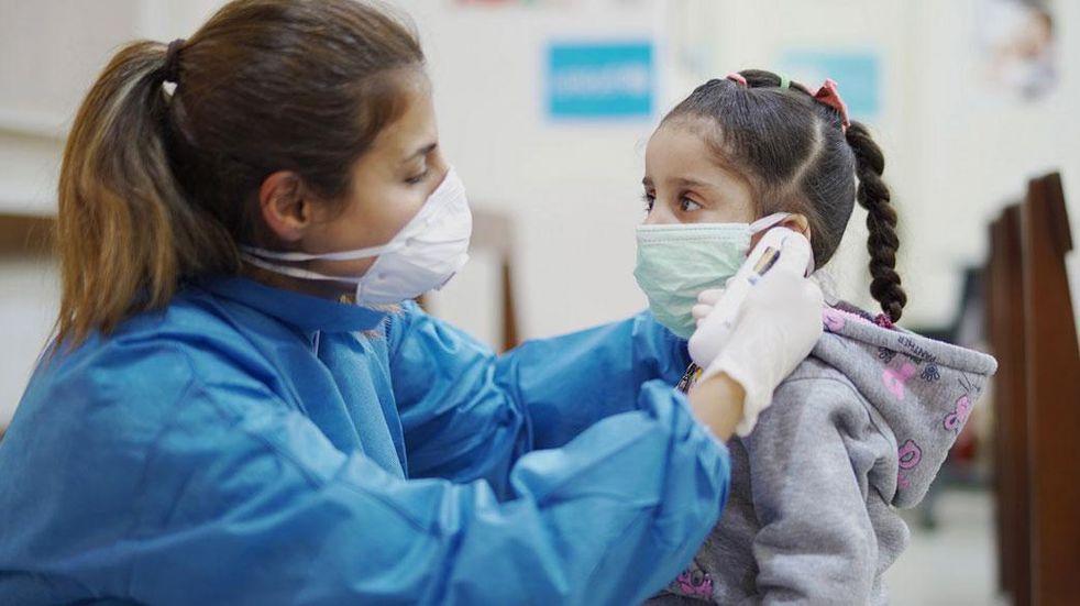 Tres menores se encuentran intubados por coronavirus en Neuquén