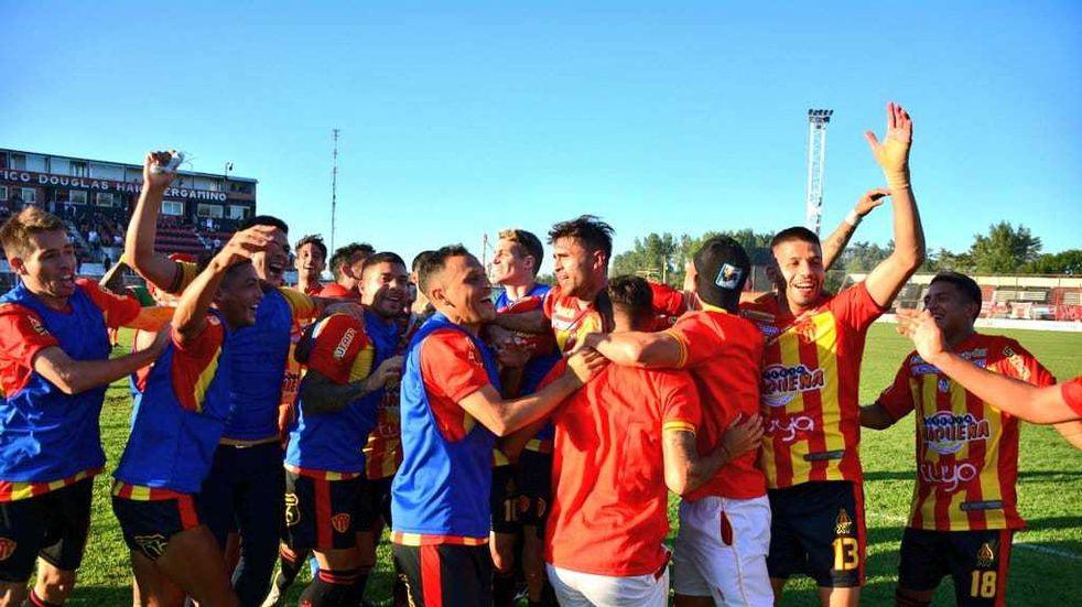 El miércoles Sarmiento de Resistencia juega la semifinal por el ascenso