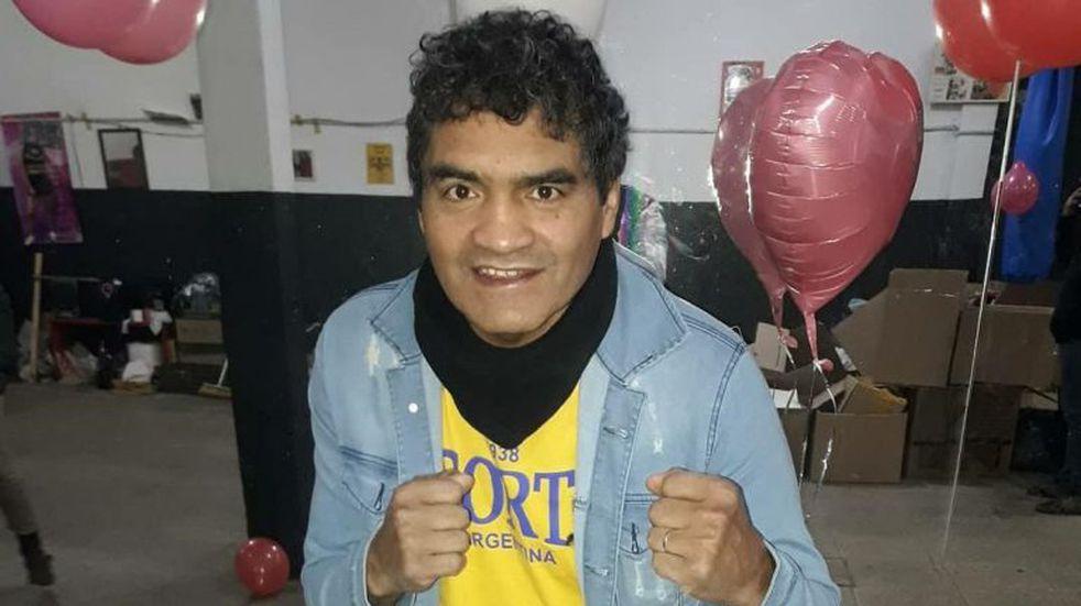Jorge 'Locomotora' Castro confesó que golpeó uno de los ladrones que lo asaltó en su gimnasio