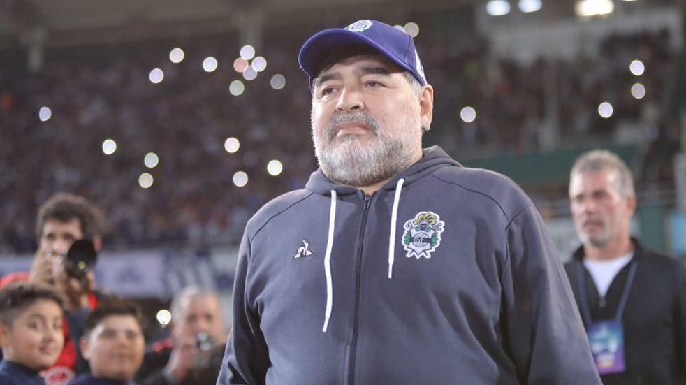 Diego Maradona volverá como entrenador al predio de Ezeiza