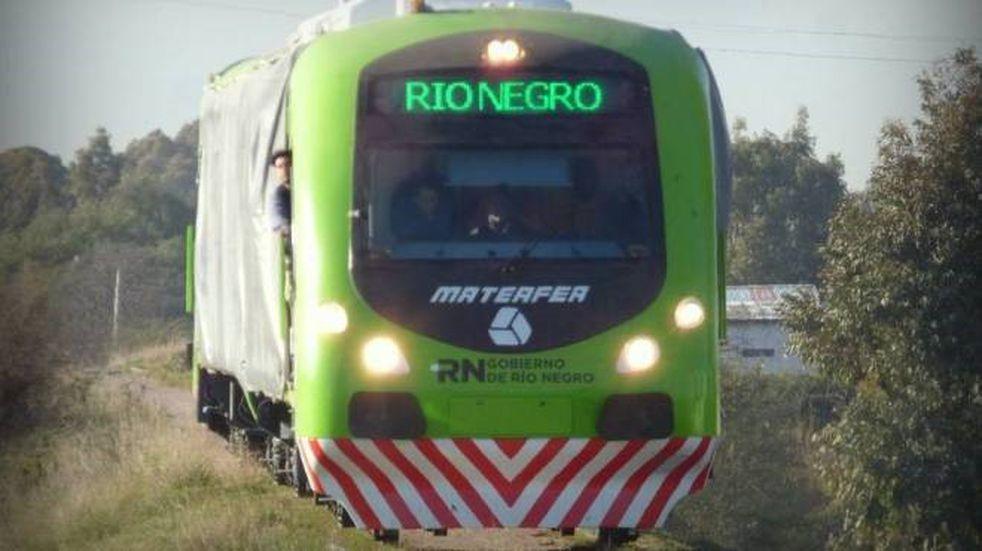 Piden el regreso del servicio del Tren Patagónico en Río Negro