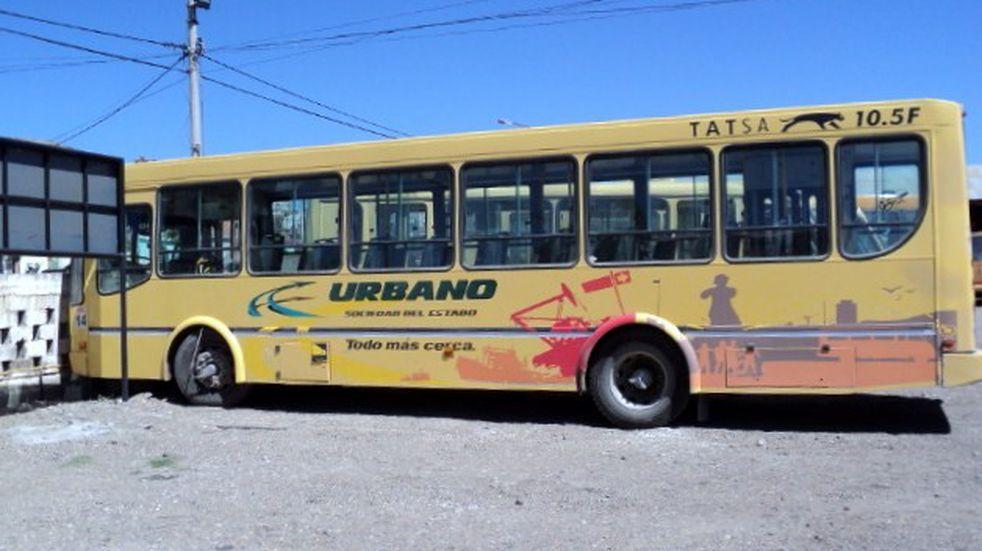 Transporte público de pasajeros: Caleta Olivia volverá al modelo de empresa estatal