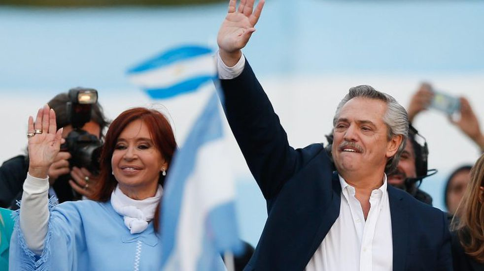 """Alberto Fernández, tras la reunión con Cristina Kirchner: """"El Gabinete básicamente está definido"""""""