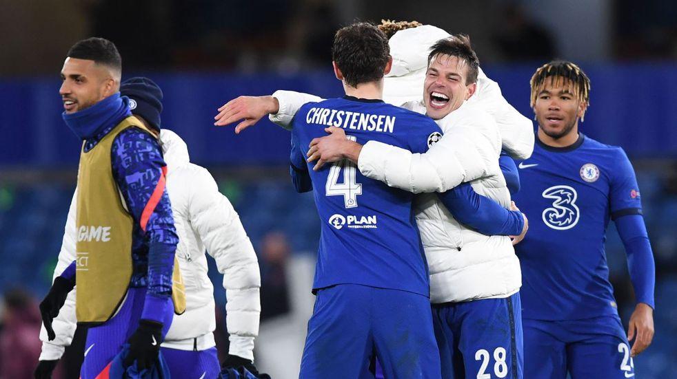 El Chelsea jugará la final de la Champions League ante el Manchester City