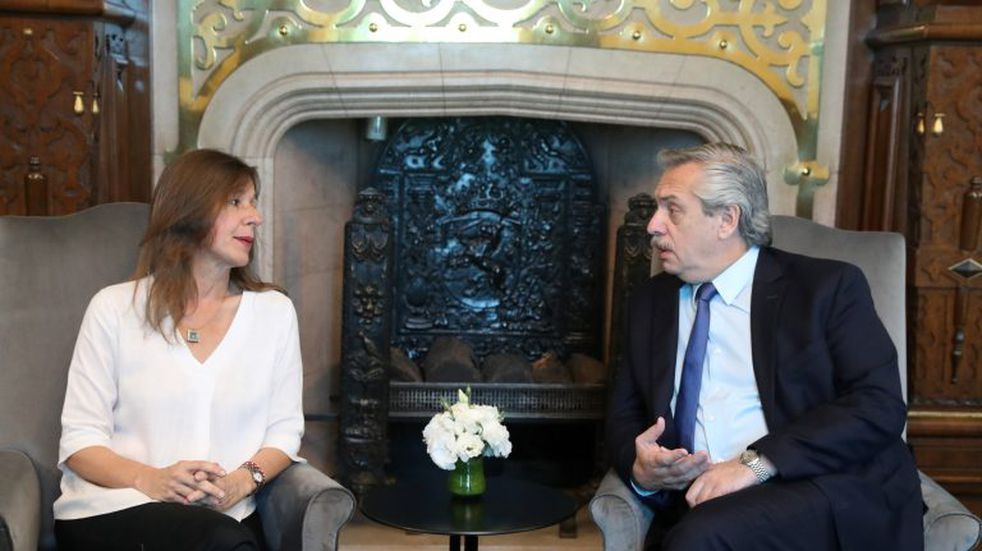 Sabina Frederic y Daniel Arroyo también apuestan a la reelección de Alberto Fernández