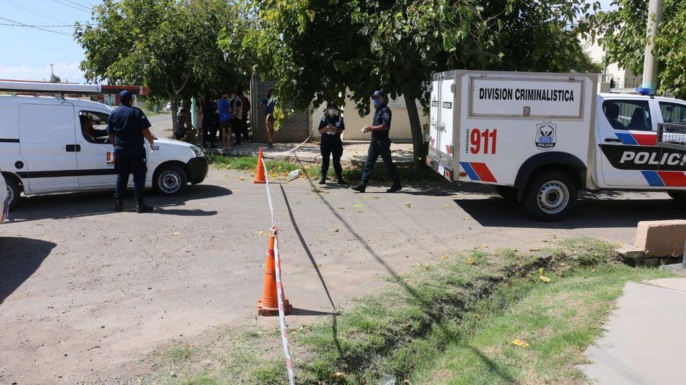 Policías de una comisaría sanjuanina fueron acusados de extraviar un celular de un hombre fallecido