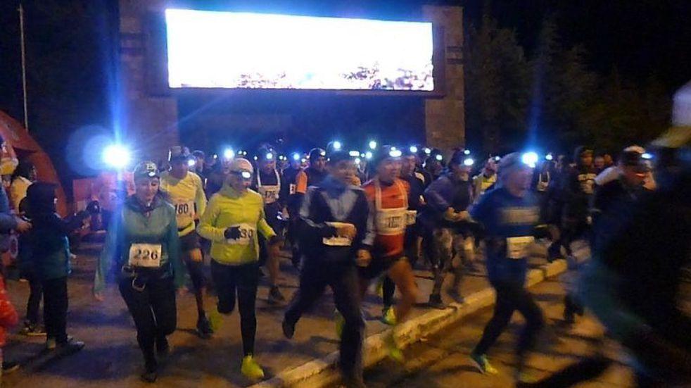 Calafate: Running Night se correrá el próximo 6 de abril