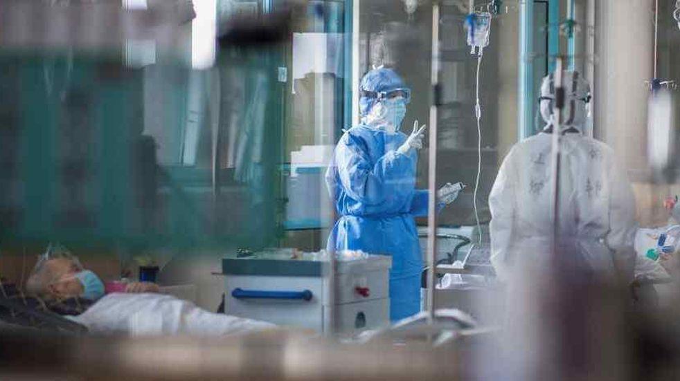 Coronavirus: 361 en Chubut y dos fallecidos