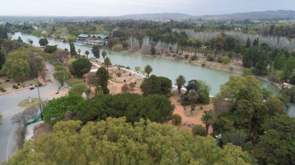 El Parque General San Martín, entre los mejores de Sudamérica
