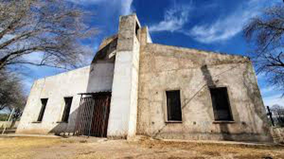 Juárez Celman: en la parroquia usurpada funcionaron una pollería, una lencería y un kiosco
