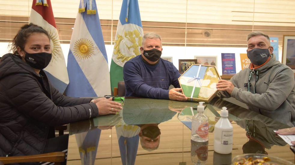 """Pablo Lario de Arroyito participará en las competencias """"Aventura Franco Austral"""" y """"Maratón Internacional"""""""