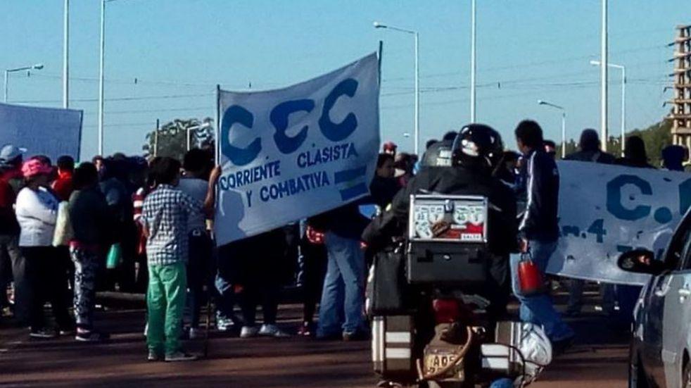 Organizaciones sociales se movilizan en Posadas