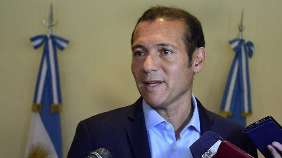 "Omar Gutiérrez se reunirá con Eduardo ""Wado ""de Pedro en Casa Rosada"