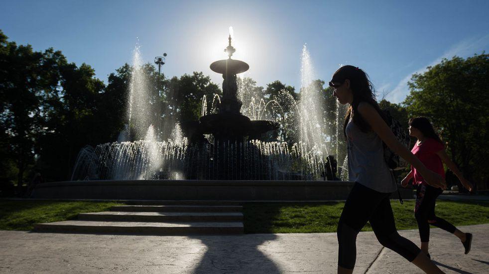 Se espera un miércoles soleado con ascenso de la temperatura en Mendoza