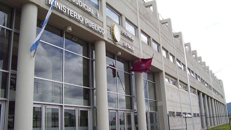 Ciudad Judicial de Salta