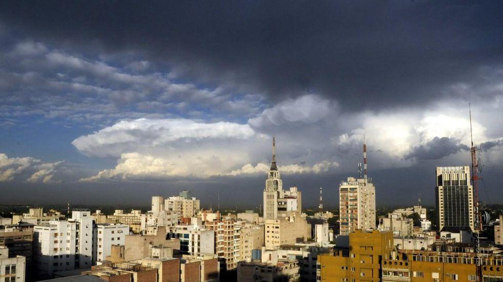 Clima en Mendoza: alertan por tormentas fuertes