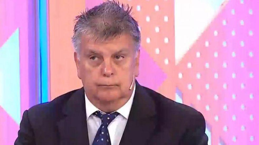 """Luis Ventura reveló el motivo de su enfrentamiento con Marcela Tauro: """"Nunca esperé eso de ella"""""""