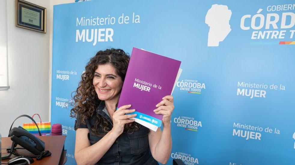 Se instaló el 25° Punto Mujer en Córdoba