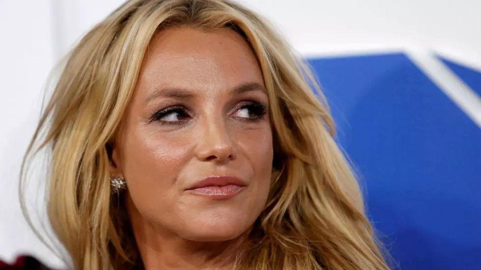 Britney Spears volvió a posar sin ropa y sus fans se preocuparon