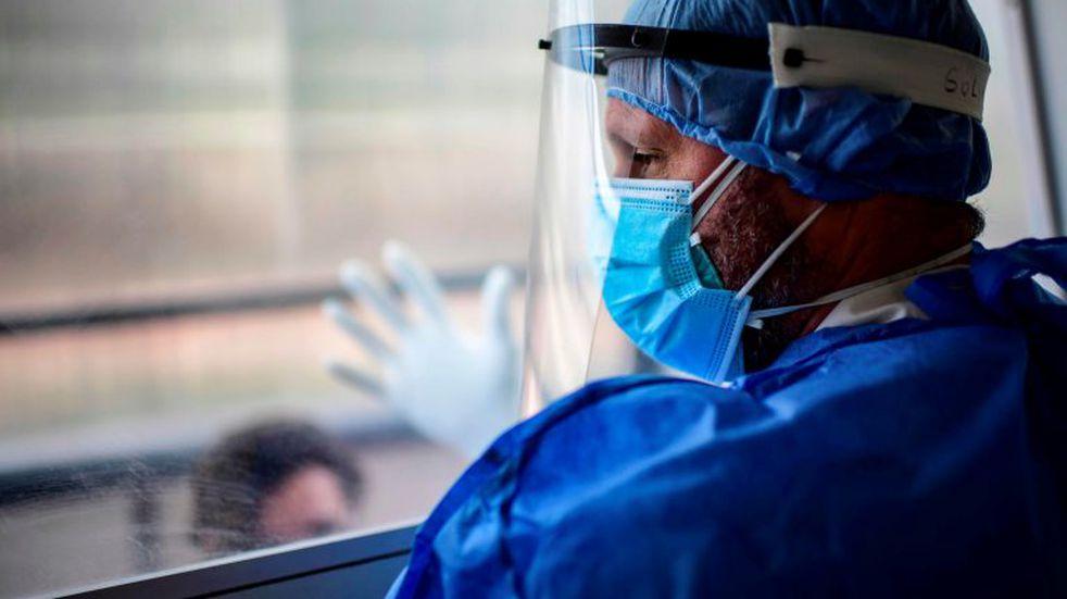 Realizan testeos al personal de salud de Río Negro para evaluar la presencia de anticuerpos