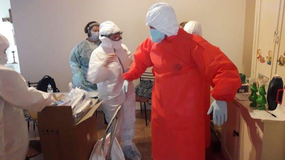 Coronavirus: falleció una mujer de 81 años en Azul