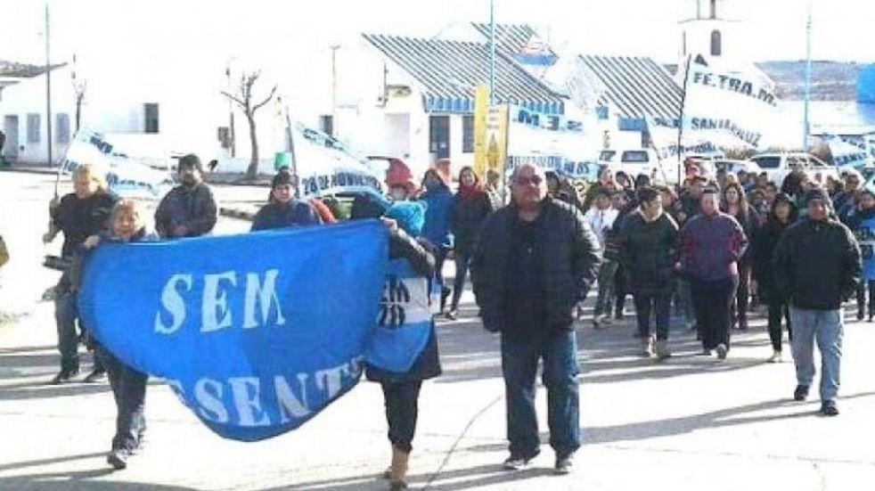 28 de Noviembre: paro total de actividades de trabajadores municipales