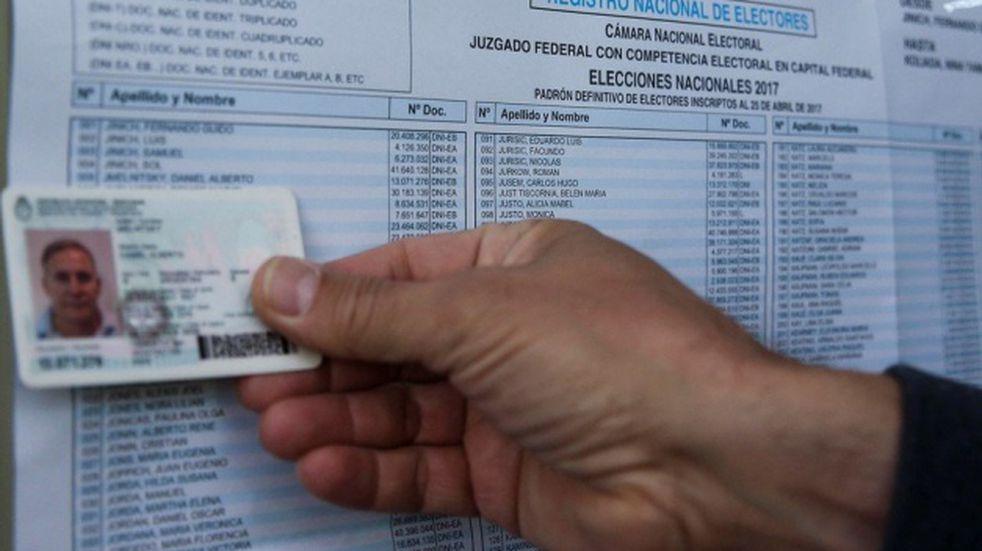 Misiones: se podrá retirar el DNI del Registro Provincial de las Personas este fin de semana