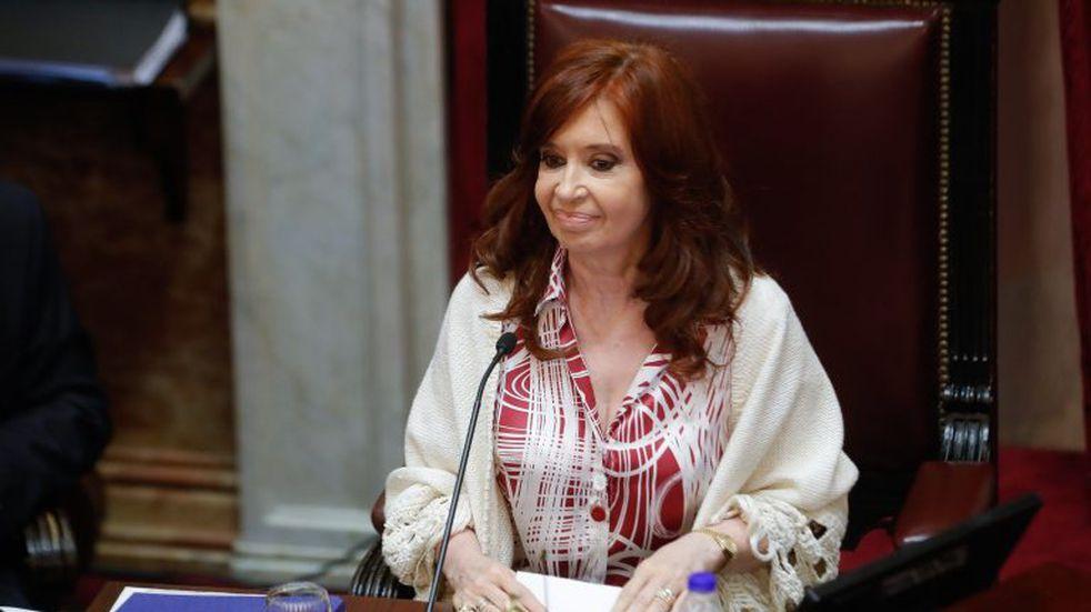 Cristina Fernández analiza denunciar a Rosenkrantz y a Lorenzetti por un informe sobre escuchas telefónicas