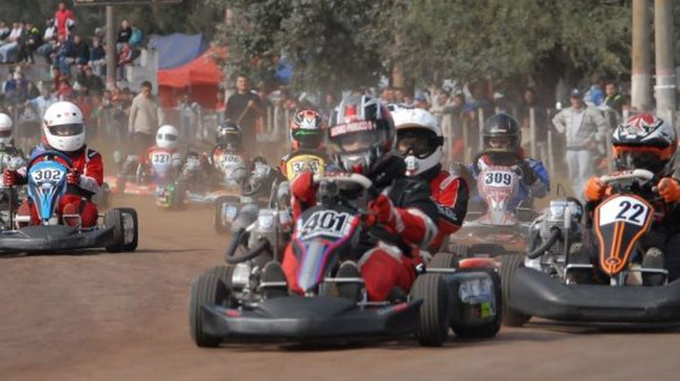 Karting cordobés: Larga el zonal del Sur en Laboulaye