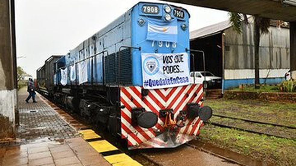 El tren metropolitano de Posadas más cerca que nunca: llegará a Miguel Lanús, Fátima y Garupá