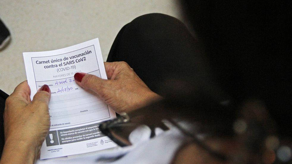 Vacunación a docentes en Santa Fe contra coronavirus priorizará nivel inicial