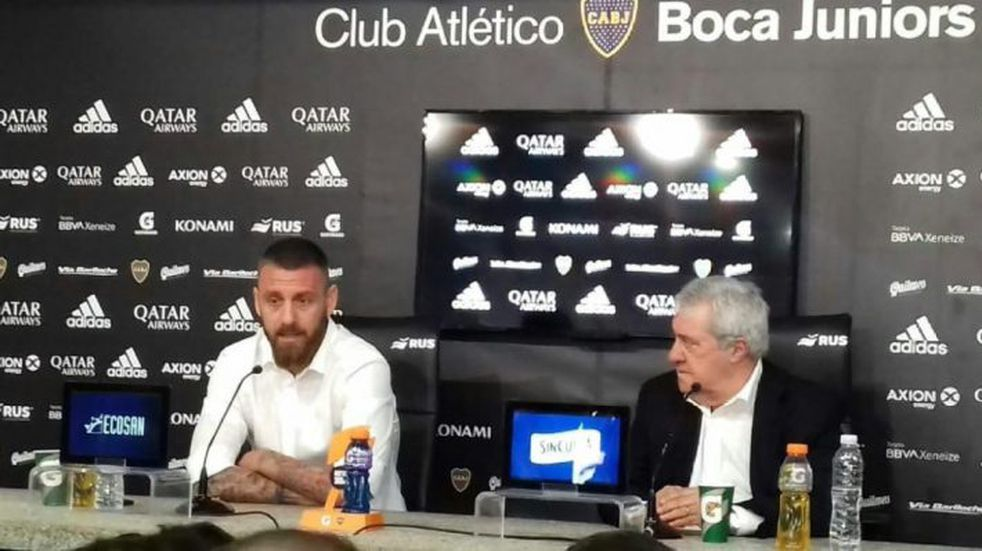 """Daniele De Rossi confirmó que se retira del fútbol: """"Una parte de mi corazón se queda en Boca"""""""