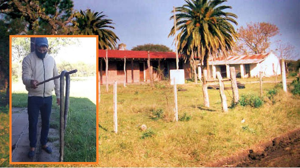Una víbora de gran tamaño apareció en el baño de una escuela entrerriana