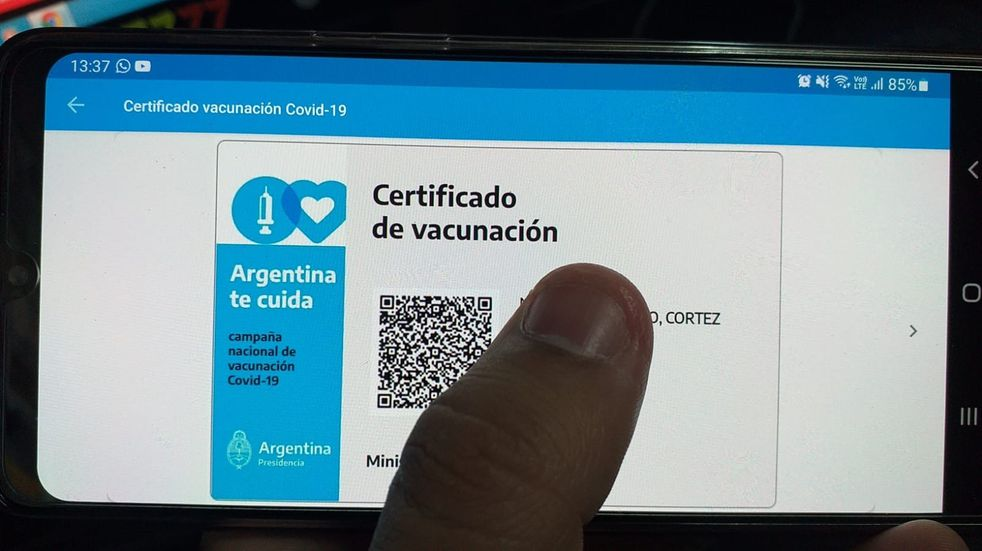 Coronavirus en Jujuy: pasajero sin vacuna no podrá viajar en transporte público