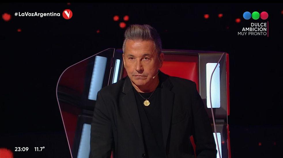 Los mendocinos apuestan todo a Ricardo Montaner para seguir en La Voz Argentina