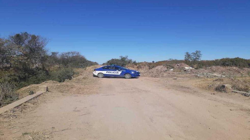 Encontraron el cuerpo sin vida del joven que era buscado en Morteros